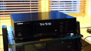 Pioneer PD-9300 audiophile CD-Player