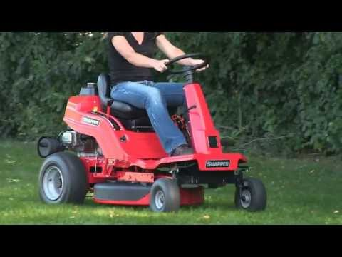 Snapper® Rear Engine Riding Mower Product Demo