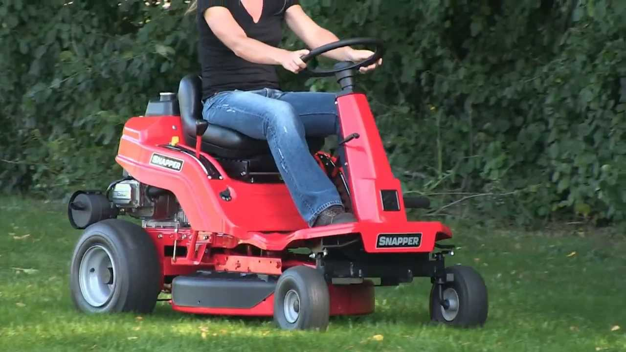 Snapper Mower Transmission : Henry s small engine