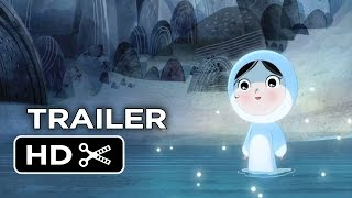 TIFF (2014) - Song of the Sea Trailer - Irish Animated Movie HD