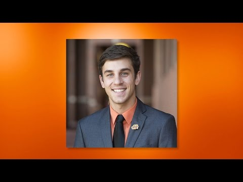Connor Mojo - 2016 OSU Outstanding Senior