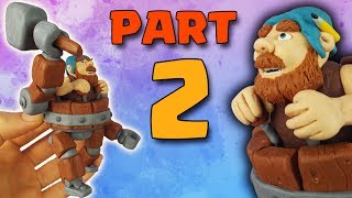 Making Battle Machine from Clash of Clans Part 2/3
