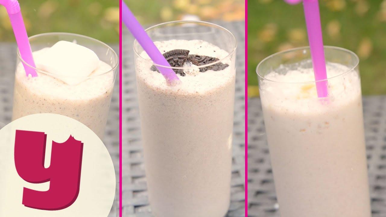 Milkshake Tarifleri Videosu