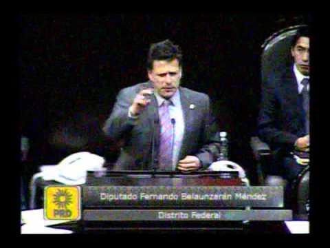 Sociedad mexicana eche atrás la reforma energética, porque viola el interés general: @ferbelaunzaran
