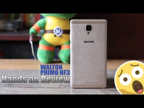Walton Primo NF3 | 6 Inch Display with 3300 mAh Battery