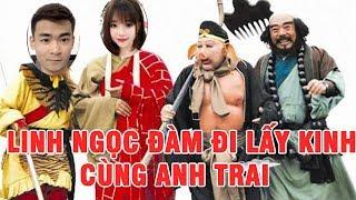 Linh Ngọc Đàm Và Anh Trai Quang Cuốn Quẩy Ngay TOP 1 BATTLEGROUNDS