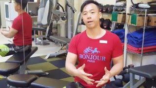 【辦公室工作必睇】私人健身教練 Ricky Yu @ RY Fitness - 肩頸背肌肉鬆弛運動