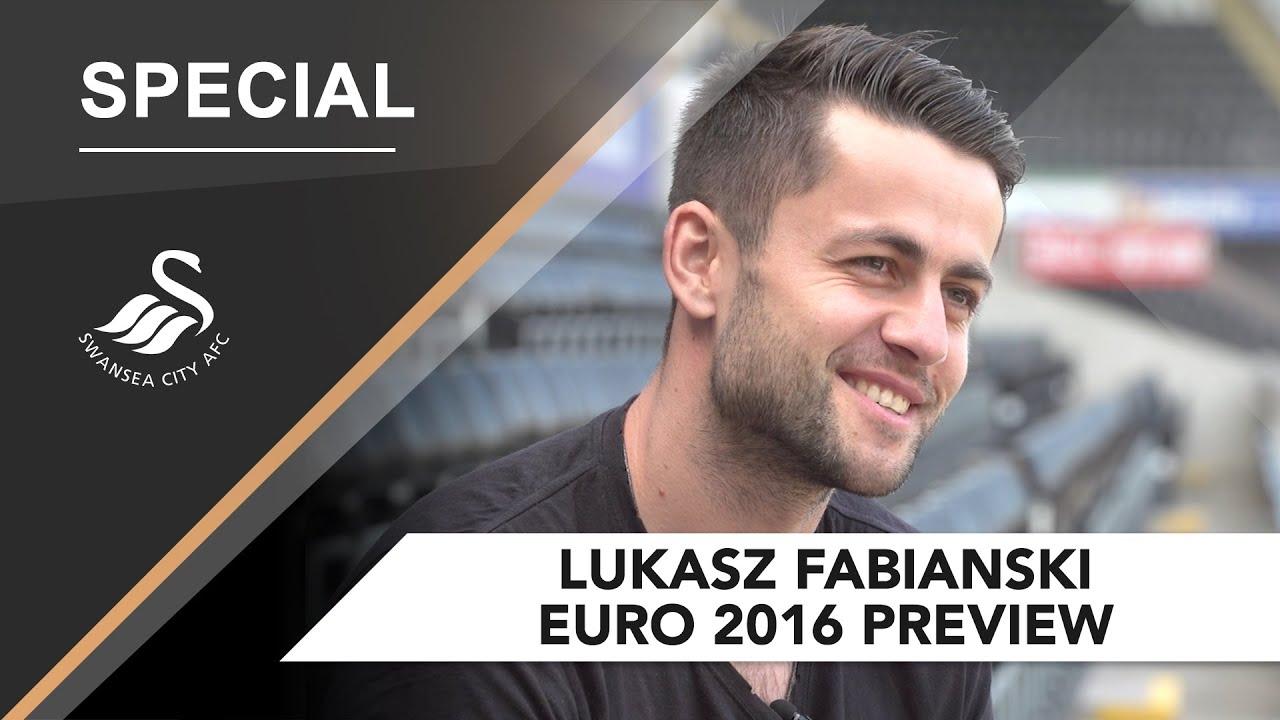 swans tv lukasz fabianski euro 2016 preview youtube. Black Bedroom Furniture Sets. Home Design Ideas