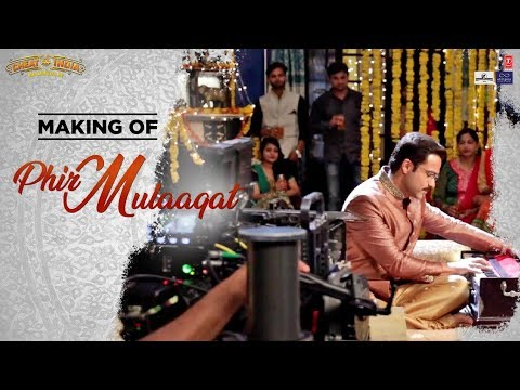 Making of Phir Mulaaqat Song | CHEAT INDIA | Emraan Hashmi | Shreya Dhanwanthary