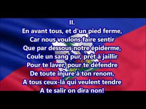 Fière Haiti / Fyè Ayiti