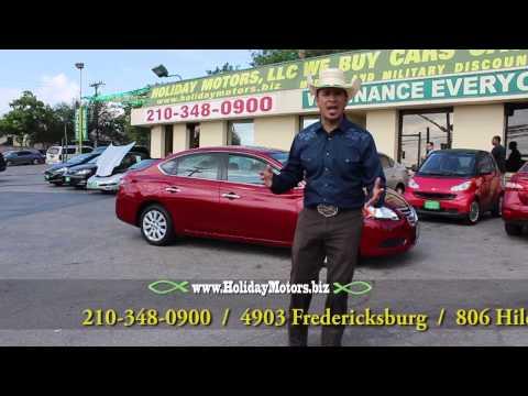 Holiday Motors sp