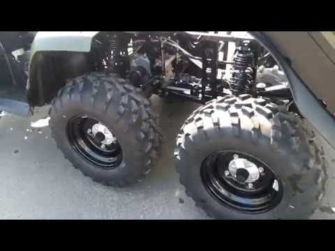 Обзор / Review Polaris Sportsman 800 BIG BOSS 6x6 Forest
