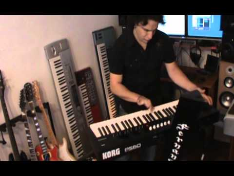 Fernando Draganici - KORG PS60 Performance Synthesizer