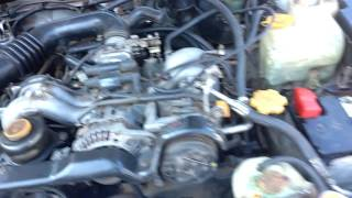 Como Realizar Escaner, Autodiagnóstico Subaru Legacy/Impreza (Check Engine Encendido)