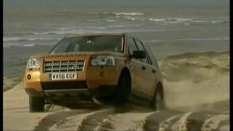 vorstellung land rover freelander ii motorvision zeigt, was - youtube