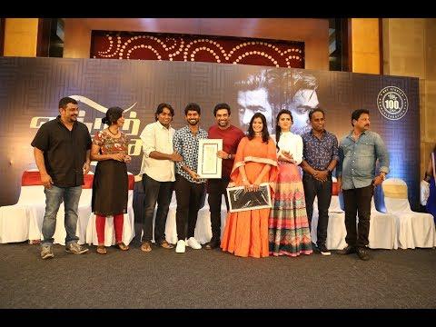 Vikram Vedha 100 Days Celebration   Vijay Sethupathi, Madhavan, Varalakshmi Speech   Success Meet