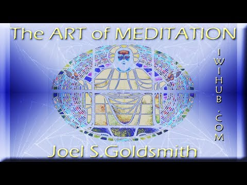 Living Daily by Meditation by Joel S. Goldsmith, tape 178B