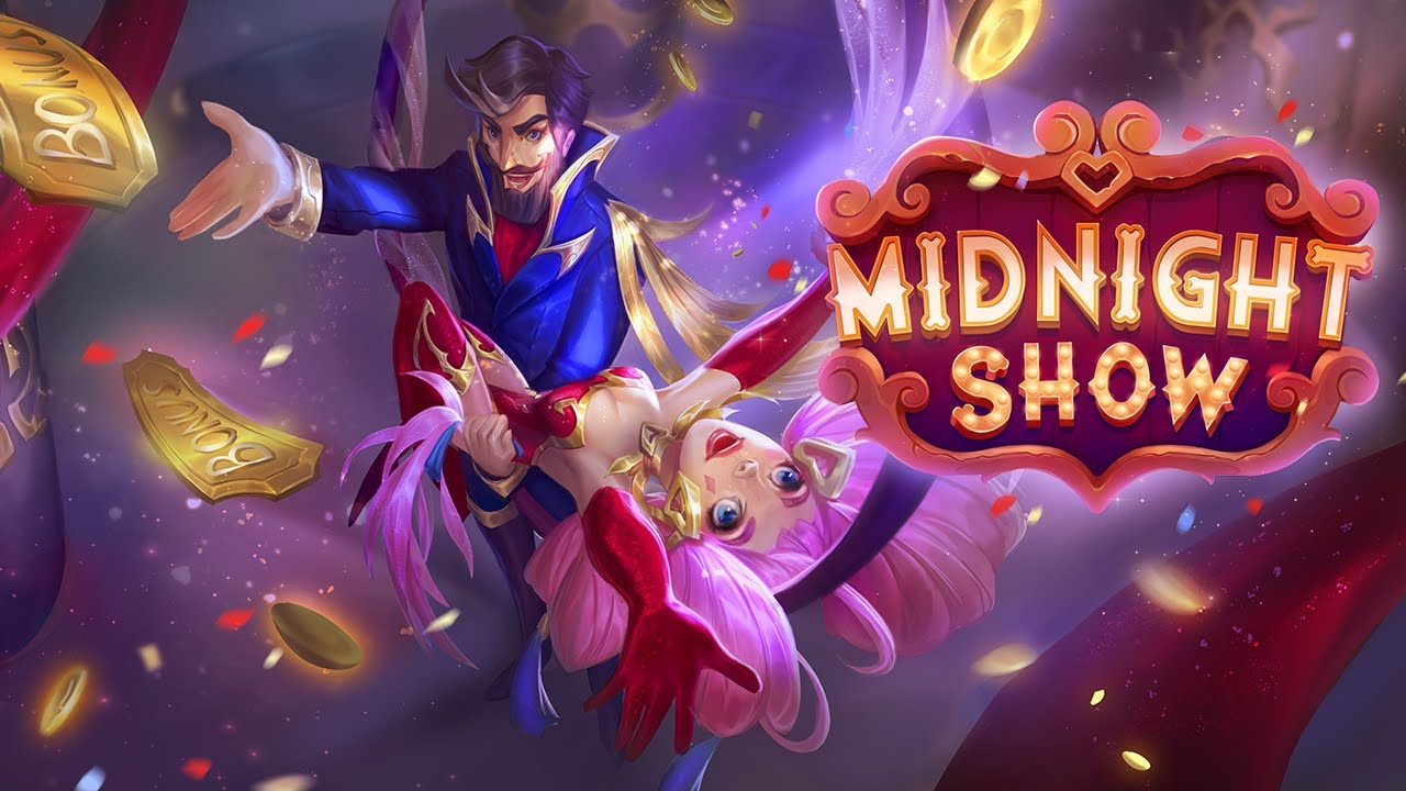 Midnight Show  Slot Play Free ▷ RTP 96.1% & High Volatility video preview