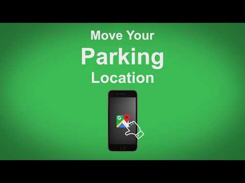 Google Maps   Move Your Parking Location