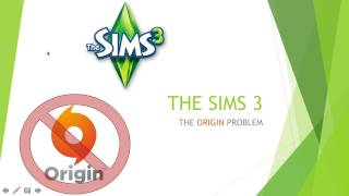 How to use Sims 3 without Origin