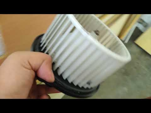 How to Remove and Clean AC blower for Hyundai Eon