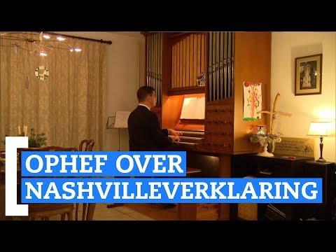 'Ik ben boos, maar God houdt ook van mensen achter Nashville-verklaring'