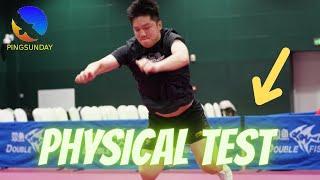 Физическая подготовка китайской сборной перед большими турнирами