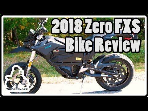 2018 Zero FXS - Bike Review