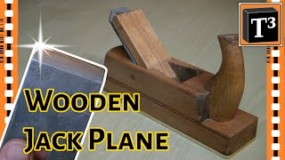 Restoring Family History ▪ Old Wooden Plane Makeover