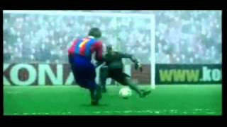 World Soccer Winning Eleven 6 International ps2 intro.