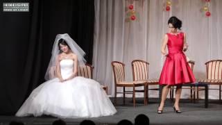 """Премьера спектакля """"Ах, эта свадьба.."""" в рамках проекта """"НОВОСИБИРСК в РИТМЕ"""" 2017год"""