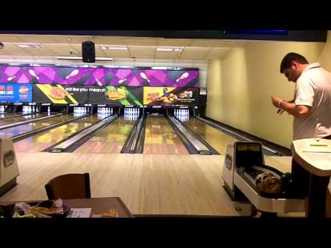 JBT at Union Hills 5-11-13 part 2 (junior pro bowling)