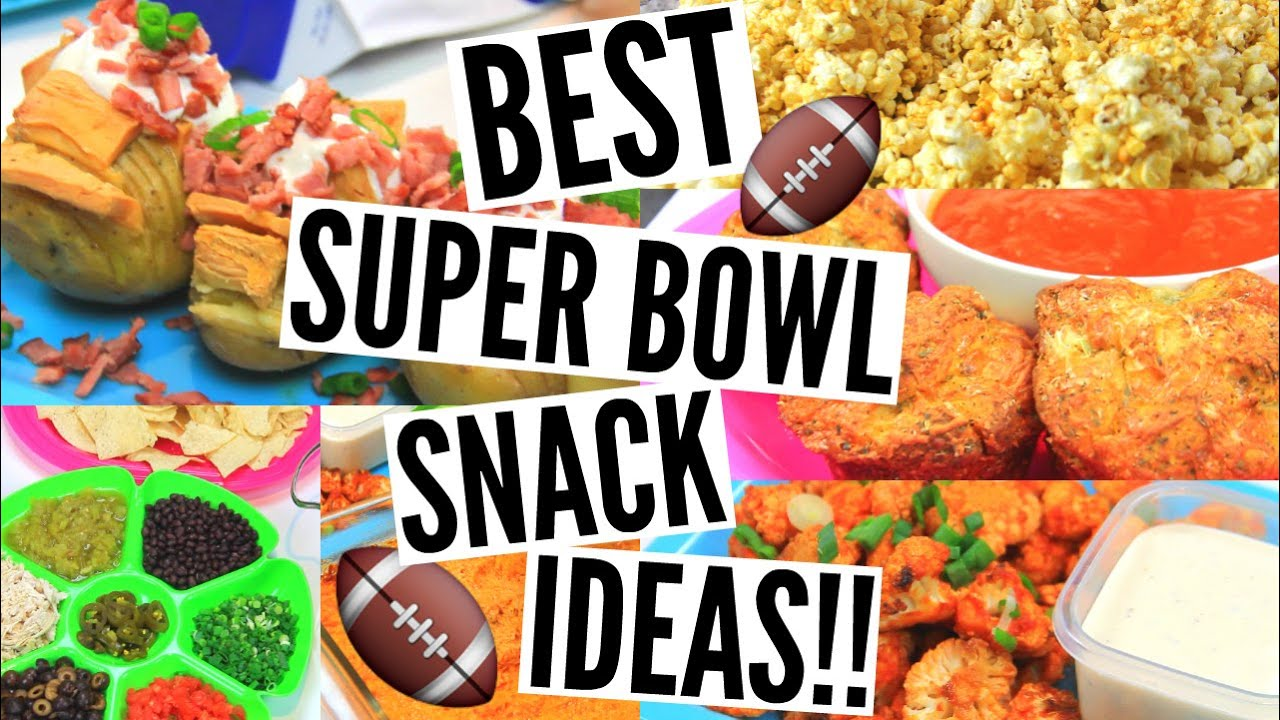 Diy Super Bowl Party Snacks Quick Easy Affordable Snack Ideas