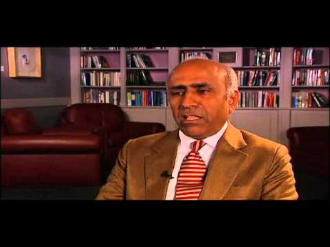 Shyam Giridharadas on the Doctor of Management Program at Weatherhead School of Management