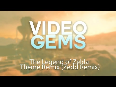 The Legend of Zelda Theme Remix (Zedd Remix) | Zelda Remix