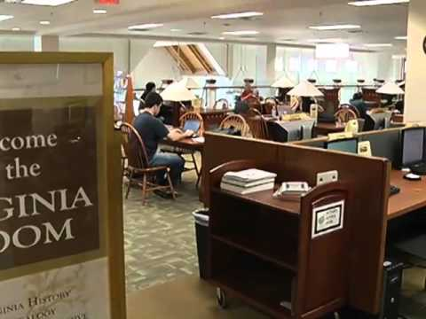 Fairfax County Public Library's Virginia Room