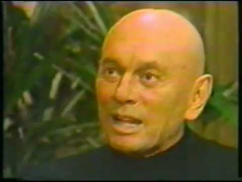 Headline News on the Death of Yul Brynner - 1985