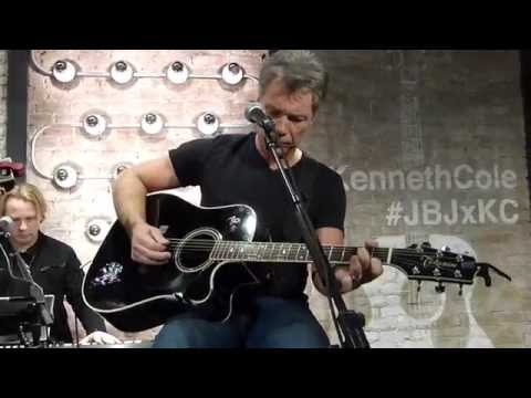 JBJ - Wanted Dead or Alive @ Kenneth Cole store - SoHo