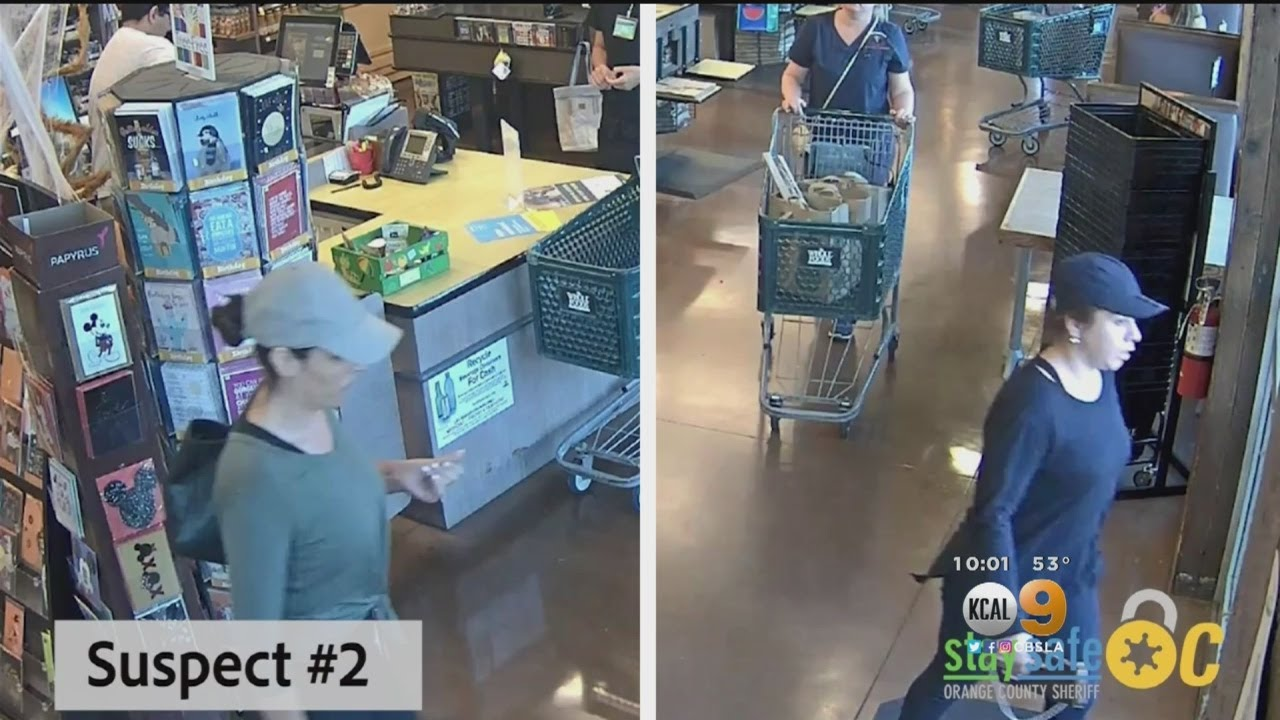 a25cf3c70ba Thieves Targeting Women And Their Wallets. CBS Los Angeles