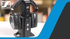 Tutorial: RS 195 Wireless Headphones - Features & Settings   Sennheiser