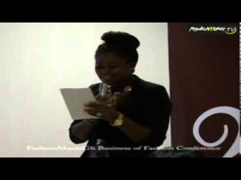 Business Of Fashion Conference Part 1