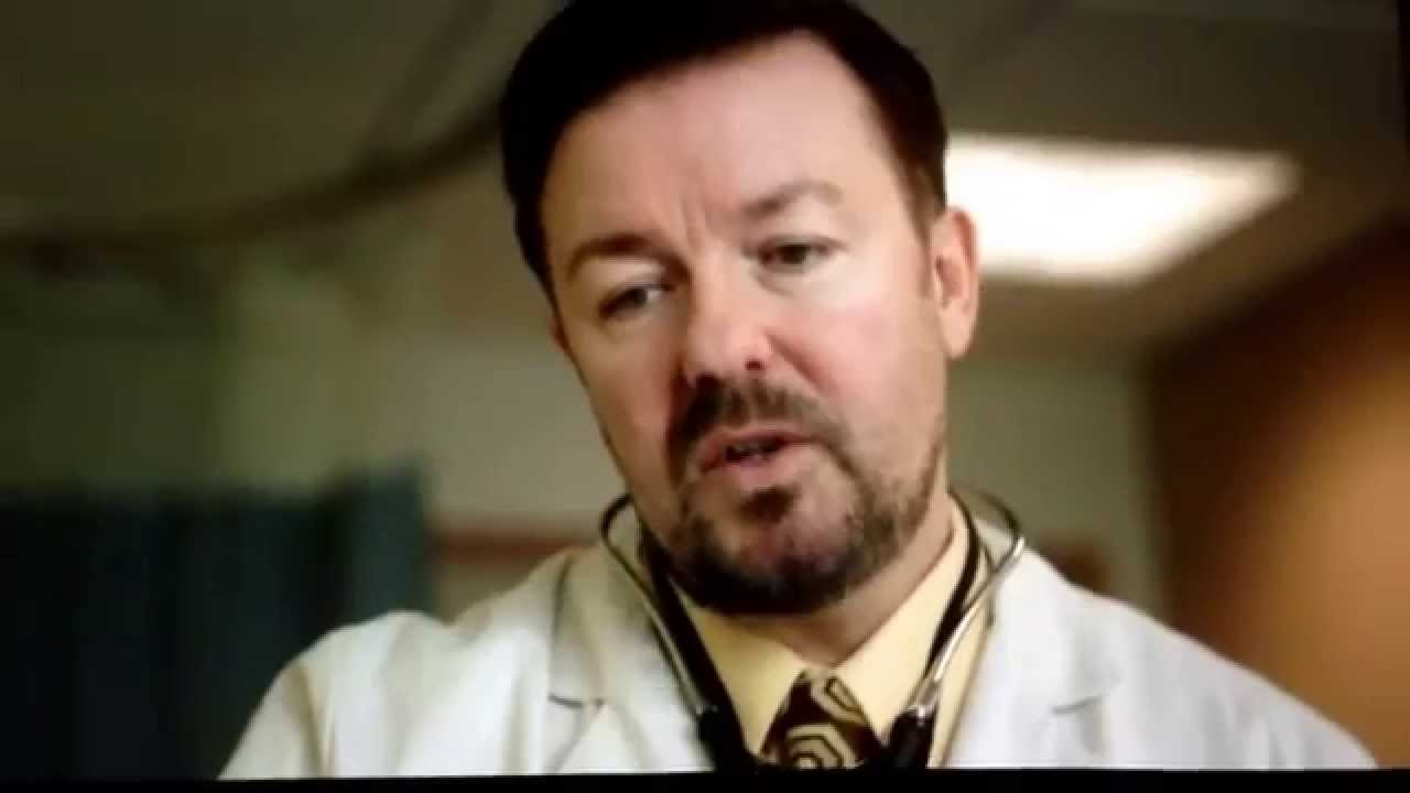 Download Louis CK Ricky Gervais hospital scene