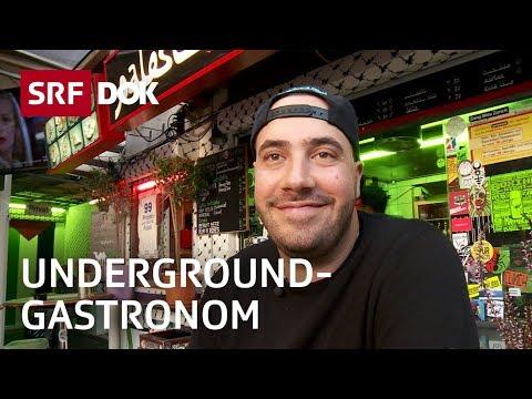 Underground-Gastronom Sami Khouri hat immer eine Idee | Reportage | SRF DOK