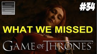 Video Game Of Thrones Season 8 Prep Foreshadowing | Game Of Thrones What You Missed Part 34 download MP3, 3GP, MP4, WEBM, AVI, FLV November 2017