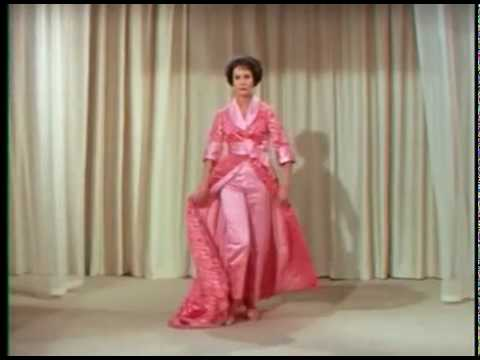That Touch of Mink - Fashion Show 1962