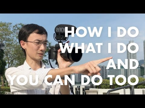 VLOG like Lok - Tips on Cameras, Accessories, Technique