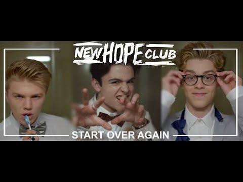 New Hope Club • Start Over Again (Lyrics//Traducida en Español)