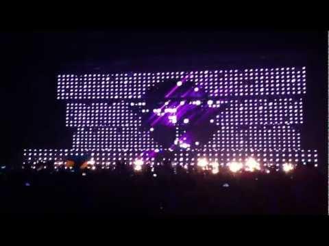 Tiesto Club Life @ Kiev. IEC. 07.09.2012 David Guetta Feat.Taped Rai - Just One Last Time