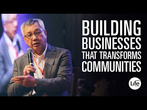 Datuk Dr Edward Ong | Building Businesses that Transforms Communities