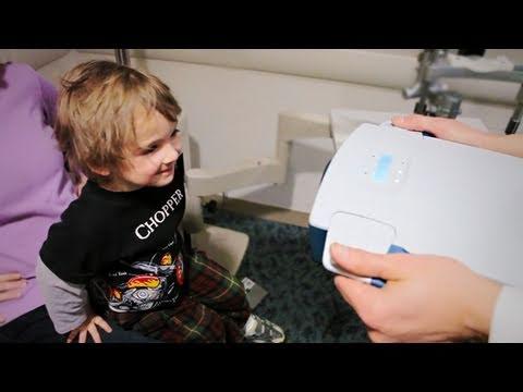 Pediatric Vision Scanner